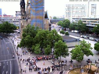 Berlin city center webcam