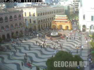 Управляемая веб-камера в Макао