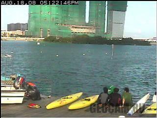 Веб-камера на озере Нам Ван