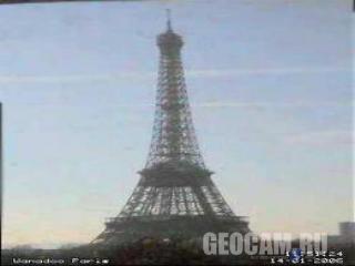 Eiffel Tower webcam