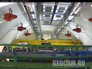 Веб-камера детектора CMS