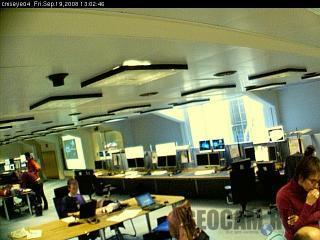 Центр управления детектором CMS в Мейране