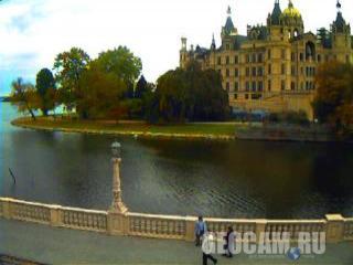 Веб-камера города Шверин