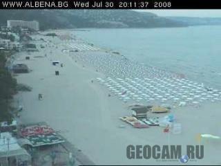 Albena webcam