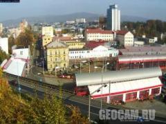 Веб-камера Ліберці (Чехія)