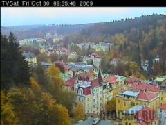 Marianske Lazne webcam