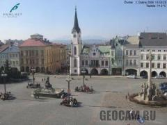 Trutnov webcam, Czech (Czech Republic)