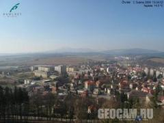 Trutnov webcam (Czech Republic)
