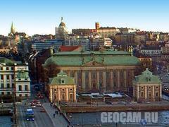 Веб-камера Стокгольма