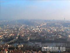 Prague HD webcam (Czech Republic)