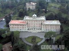 Governorate webcam, Vatican