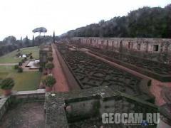 Замок Гандольфо в Ватикане