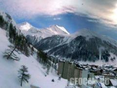 Val d'Isere Panoramic Webcam