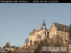 Marburg Castle Webcam (Germany)