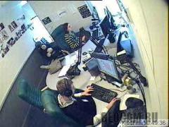 KISS FM webcam