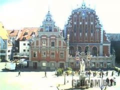 Riga Old Town Webcam