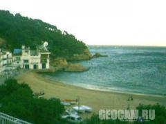 Пляжная веб-камера отеля «Tamariu» (Испания)