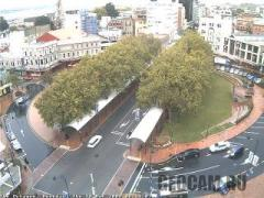 Octagon Webcam (Dunedin, New Zealand)