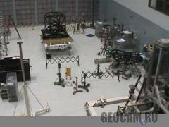The James Webb Space Telescope Webcam 2 (United States)