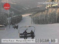 Гірськолижний курорт Vel'ka Raca - Marguska (Словаччина)