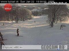 Bezovec ski resort (Slovakia)