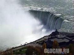 Веб-камера Ниагарского водопада (Канада)