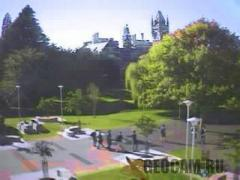 University of Otago web cameras (New Zealand)