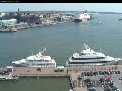 Helsinki South Harbour webcam