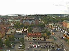 Веб-камера города Кристианстад, Швеция (Швеция)
