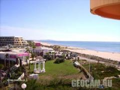 Naturist beach webcam, Cap d'Agde naturist resort