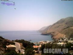 Live webcam from Sfakia, Crete, Greece (Greece)