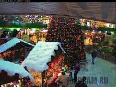 Веб-камера в торговом центре Europark