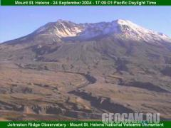Mount St. Helens Volcano Cams