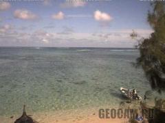 Веб-камера на острові Маврикій