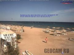Пляжная веб-камера в Сафаге