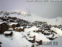 Bettmeralp Live Cam 2 (Switzerland)