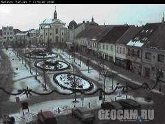 Площадь им. Масарика,  Бенесов (Чехия)