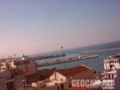 Южная веб-камера порта Патрас