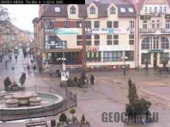 Веб-камера в городе Щецинек (Польша)