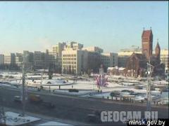 Веб-камера Минска
