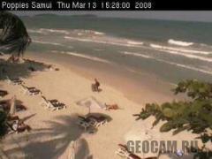 Веб-камера на острове Самуй