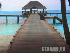 Веб-камера на острове Медуфуши