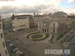 Веб-камера в городе Брно