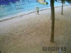 Akumal beach webcam
