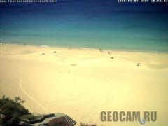 Morro del Jable beach webcam (Spain)