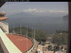 Mt. Vesuvius Webcam (Italy)