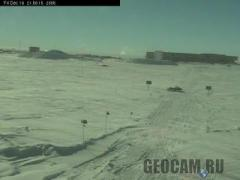 South Pole Live Camera (Antarctic, )