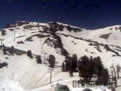 Mammoth Mountain Webcam (United States)