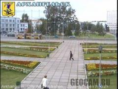 Arkhangelsk webcam