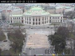 Vienna City Hall webcam